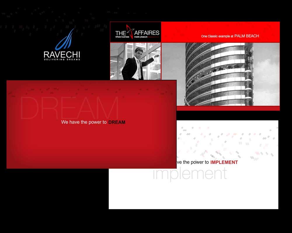 Ravechi Motion Graphics by Akbar Shah